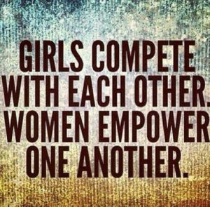 women vs girls