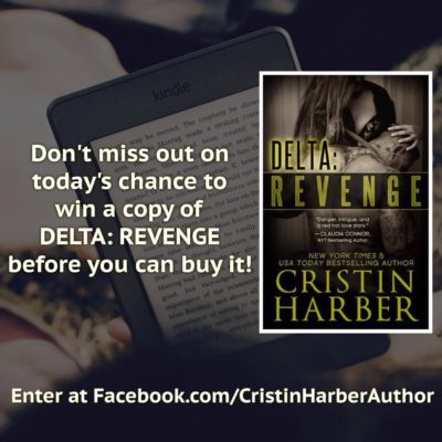 Enter to win a copy of DELTA: REVENGE on Facebook today!