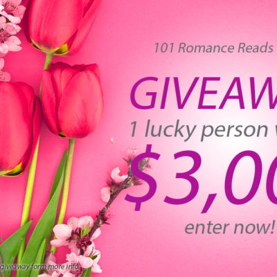 101 Romance Reads Spring Giveaway!