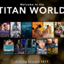 12 Days Titan World: iBooks Early Release