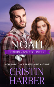 Noah 7 Brides for 7 Soldiers series cover reveal