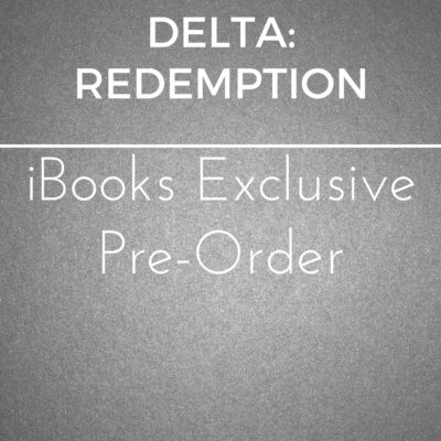 Only on iBooks! Delta Redemption