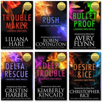 MacKenzie Family World Books Delta: Rescue