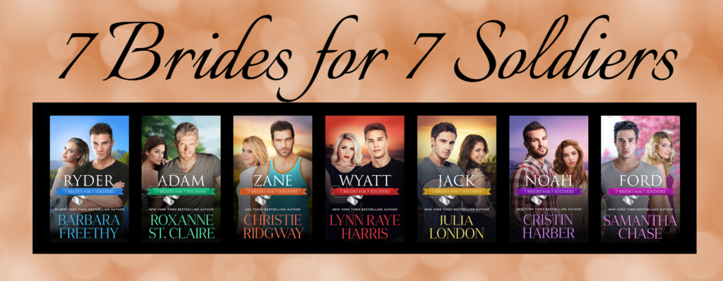 7 Brides for 7 Soldiers series