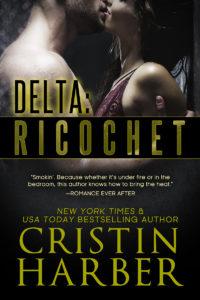 Delta: Ricochet Cover Reveal