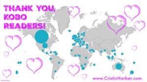 Kobo Reader Map Cristin Harber