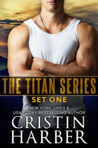 Titan Series Box Set #1