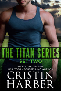 Titan Series Box Set #2