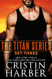 Titan Series Box Set #3
