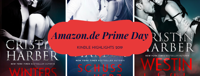 Amazon.de Prime Day Kindle Highlights 2019